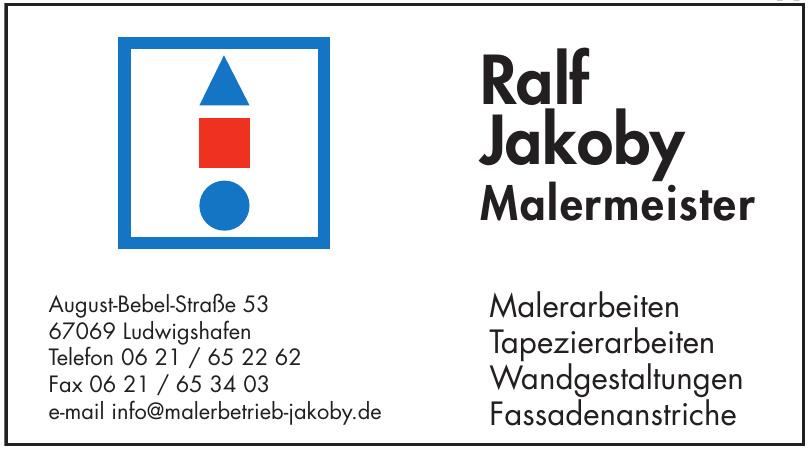 Ralf Jakoby Malermeister