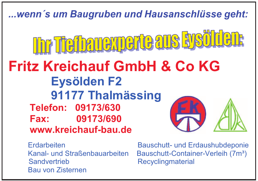 Fritz Kreichauf GmbH & Co KG