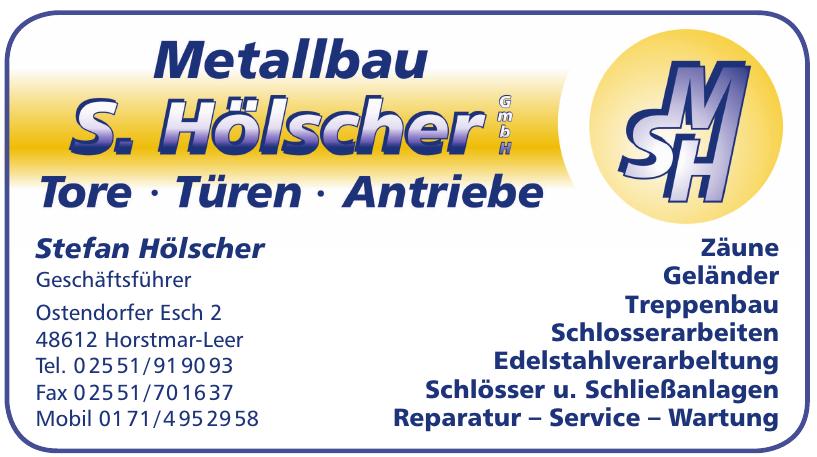 Hölscher Metallbau GmbH & Co. KG
