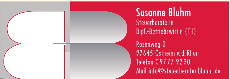 Susanne Bluhm