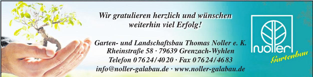 Garten- und Landschaftsbau Thomas Noller e.K.