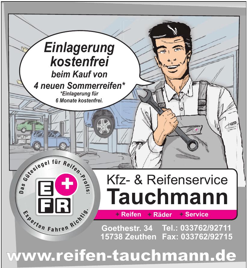 Kfz- & Reifenservice Tauchmann
