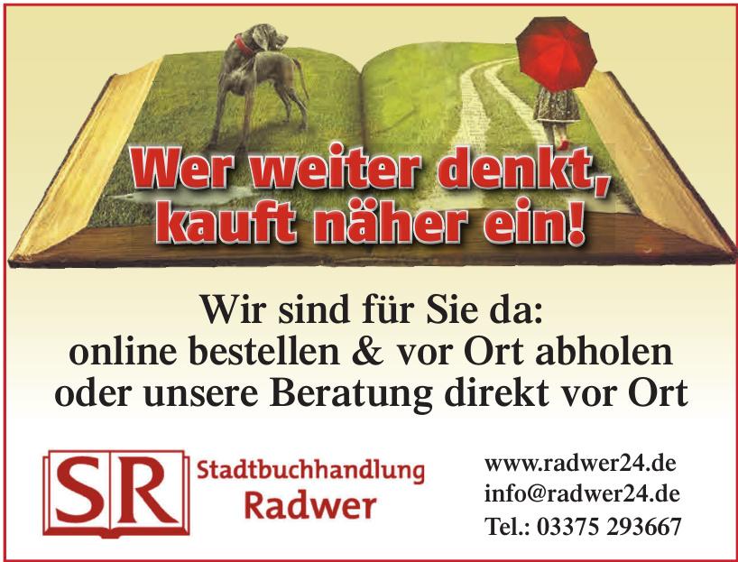 SR Stadtbuchhandlung Radwer