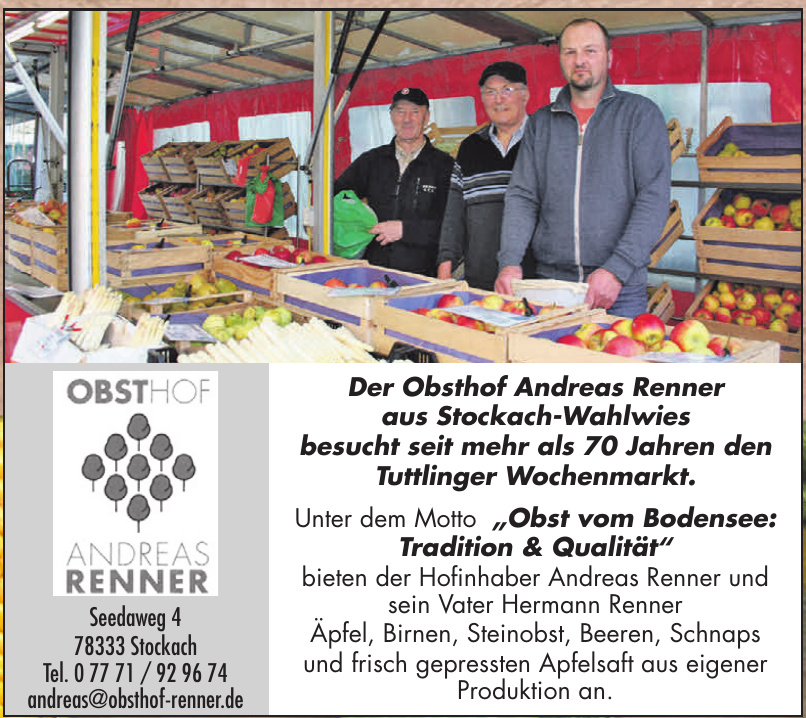 Obsthof Andreas Renner