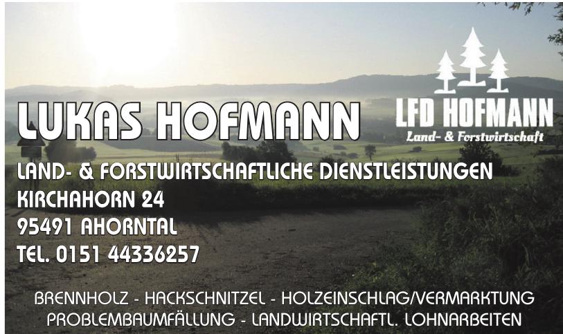 Land- & Forstwirtschaftliche Dienstleistungen Hofmann