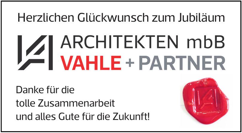 Vahle + Partner Architekten mbB