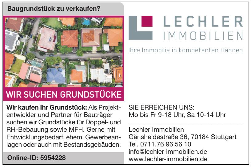 Lechler Immobilien