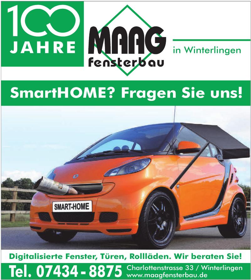 Fensterbau Maag GmbH