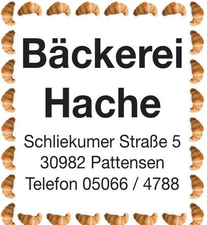 Bäckerei Hache