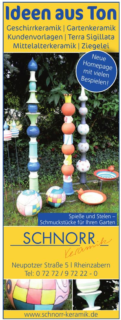 Schnorr Keramika