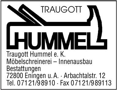 Traugott Hummel e. K.