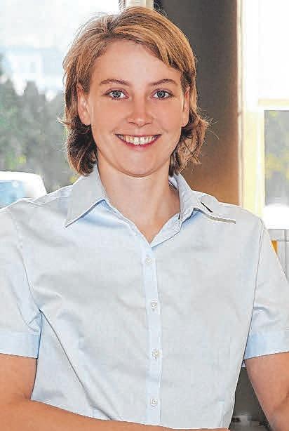 HGV-Vorsitzende Birgit Bauknecht FOTO: PRIVAT