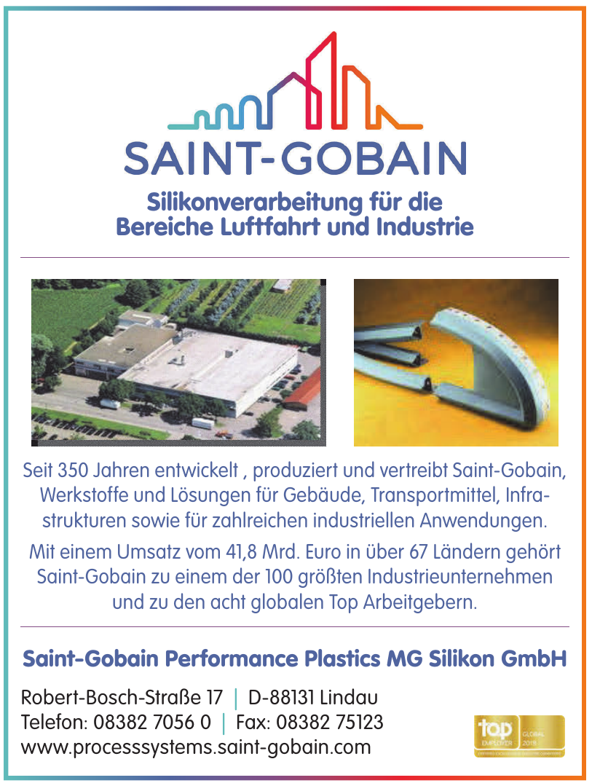 Saint-Gobain Performance Plastics MG Silikon GmbH