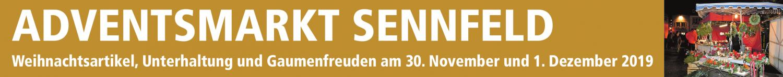 Adventsmarkt Sennfeld Image 1