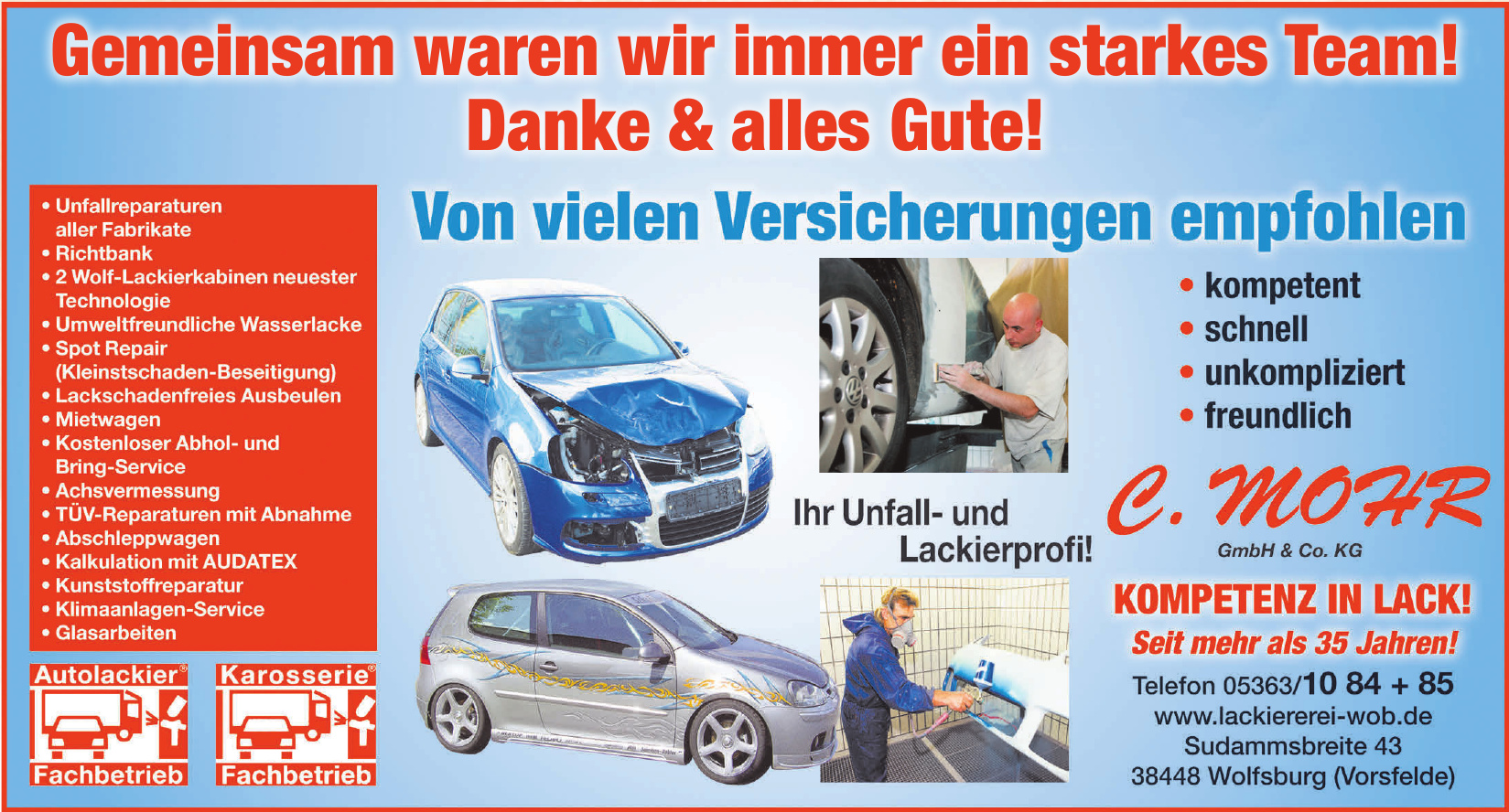 C. Mohr GmbH & Co. KG
