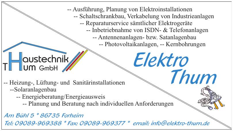 Elektro Thum GmbH