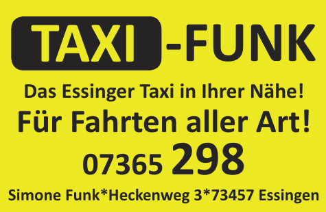 Taxi-Funk