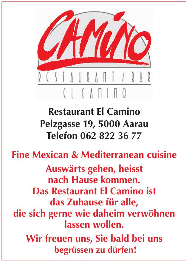 Restaurant El Camino