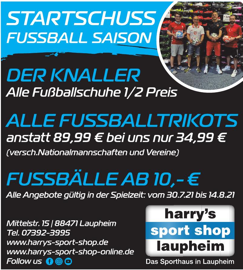 Harry's Sport Shop