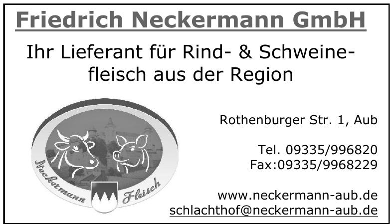 Friedrich Neckermann GmbH