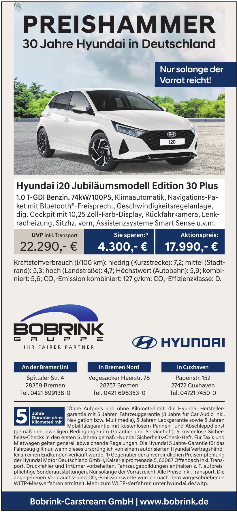 Bobrink-Carstream GmbH