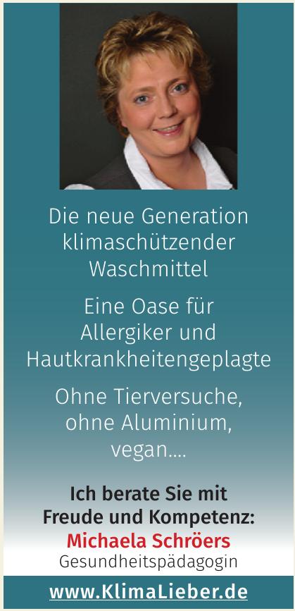 Michaela Schröers - Gesundheitspädagogin