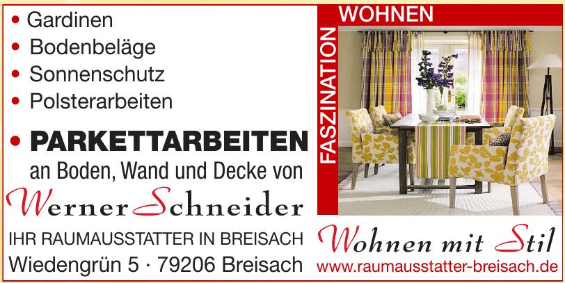 Werner Schneider