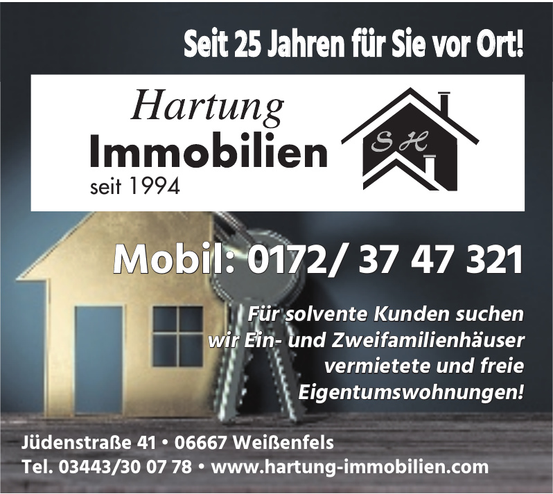 Hartung Immobilien