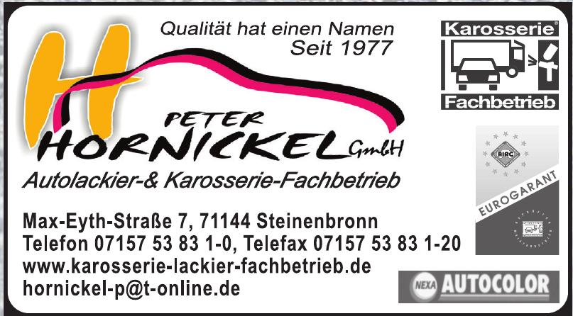Peter Hornickel GmbH