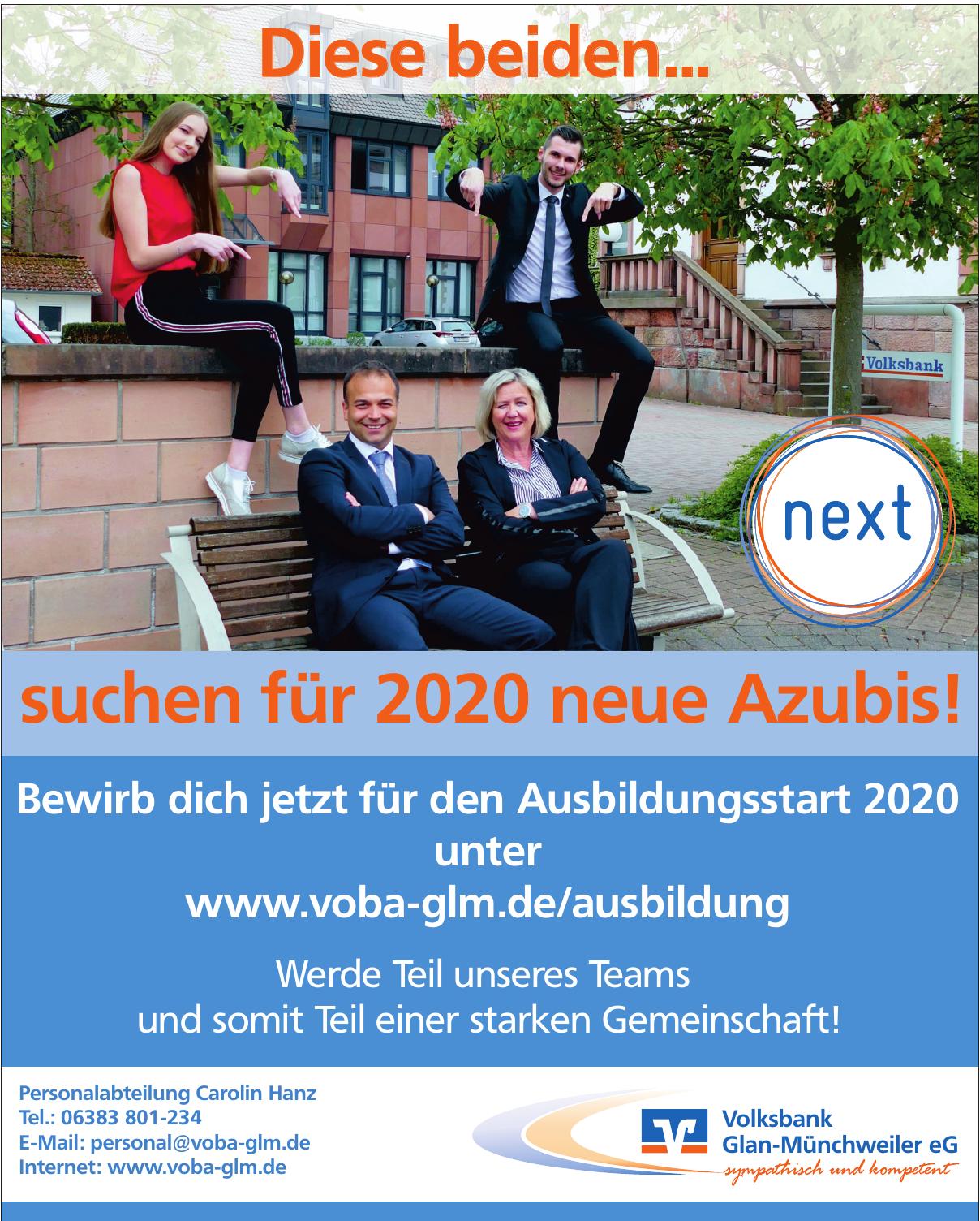 Volksbank Glan-Münchweile eG