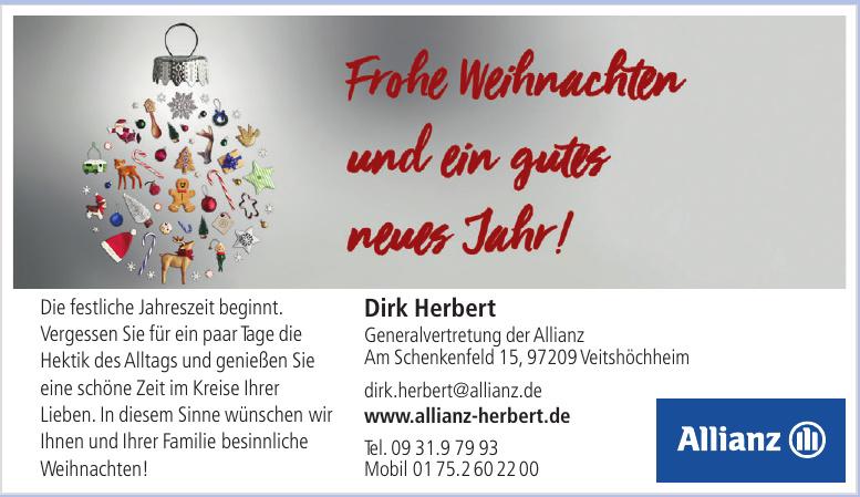 Allianz Dirk Herbert