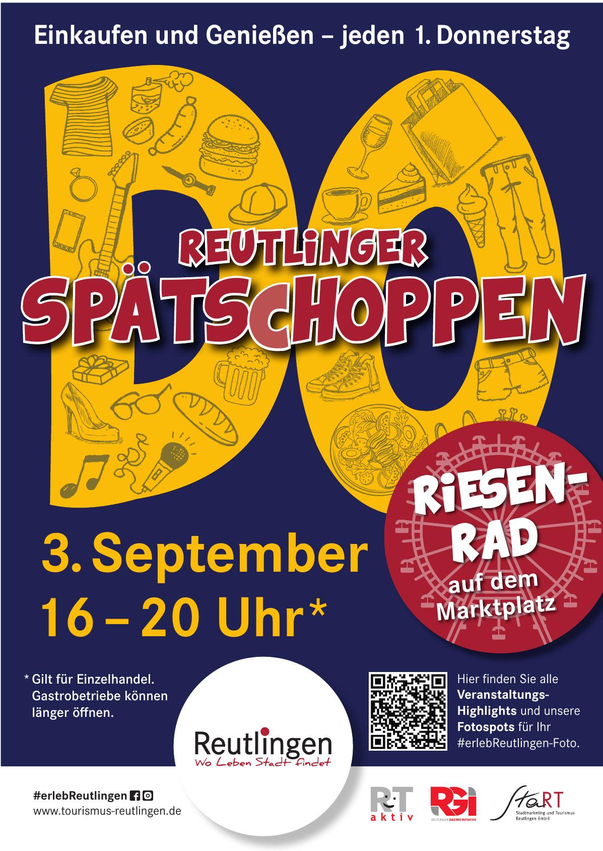 Tourismus Reutlingen