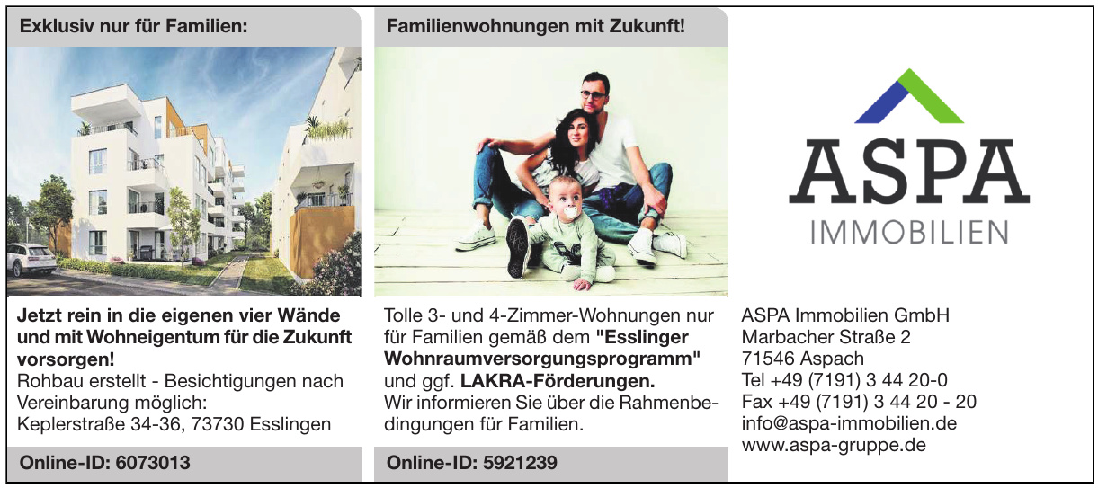 ASPA Immobilien GmbH