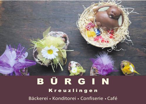 Bürgin Bäckerei, Konditorei, Confiserie, Cafe