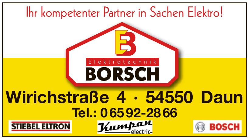 Elektrotechnik Borsch