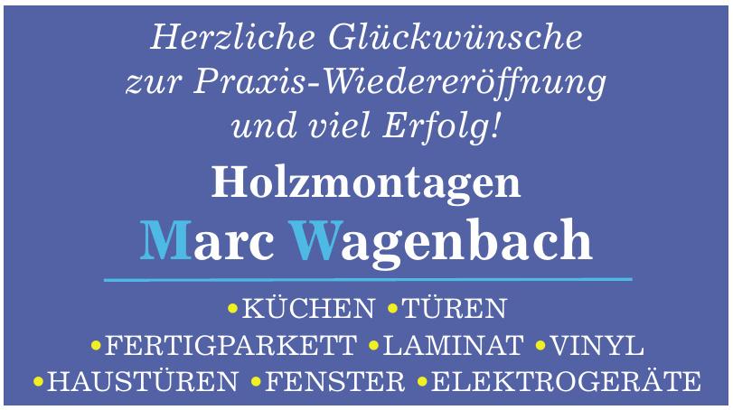 Holzmontagen Marc Wagenbach