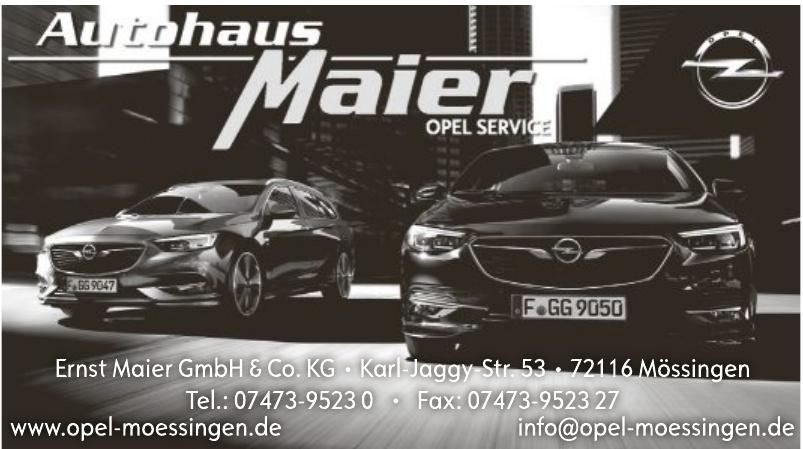 Ernst Maier GmbH & Co. KG