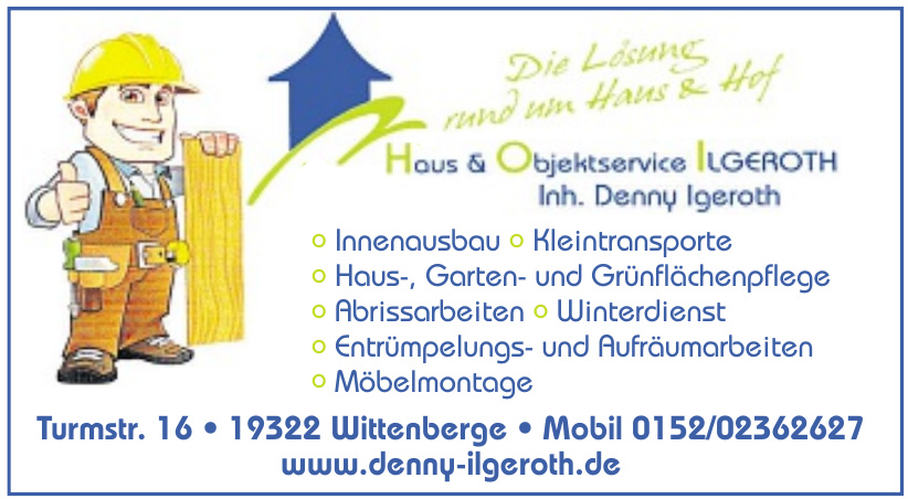 Haus & Objektservice Ilgeroth