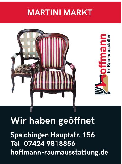 Hoffmann Raumausstattermeister