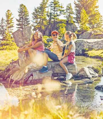 Hochalpines Flair am Mattmark-Stausee Image 9