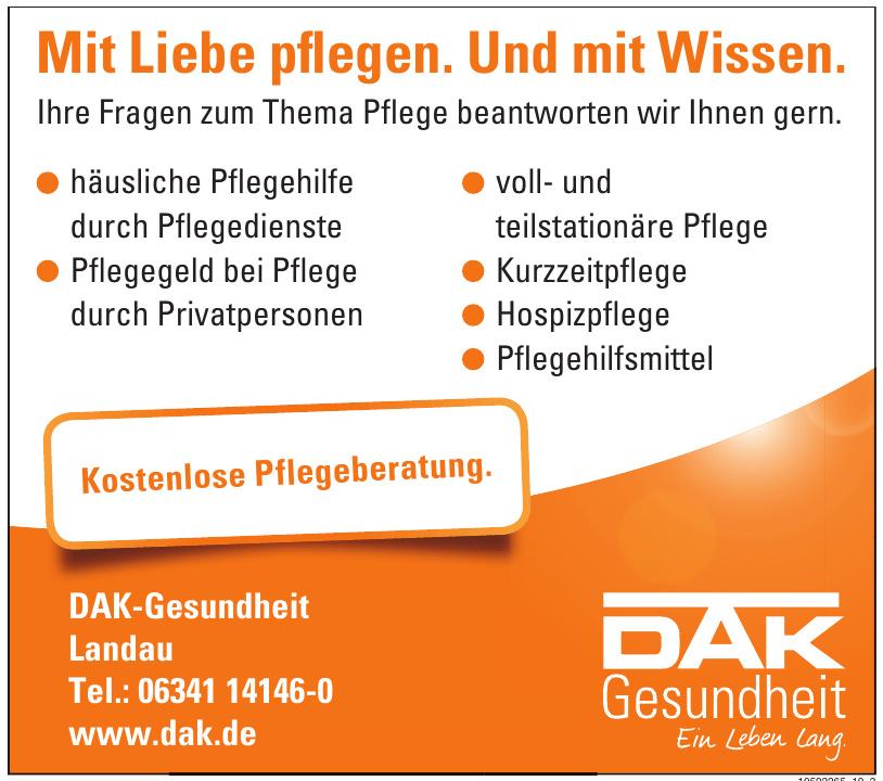 DAK-Gesundheit Landau
