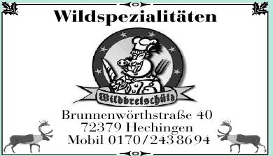Wildbretschütz
