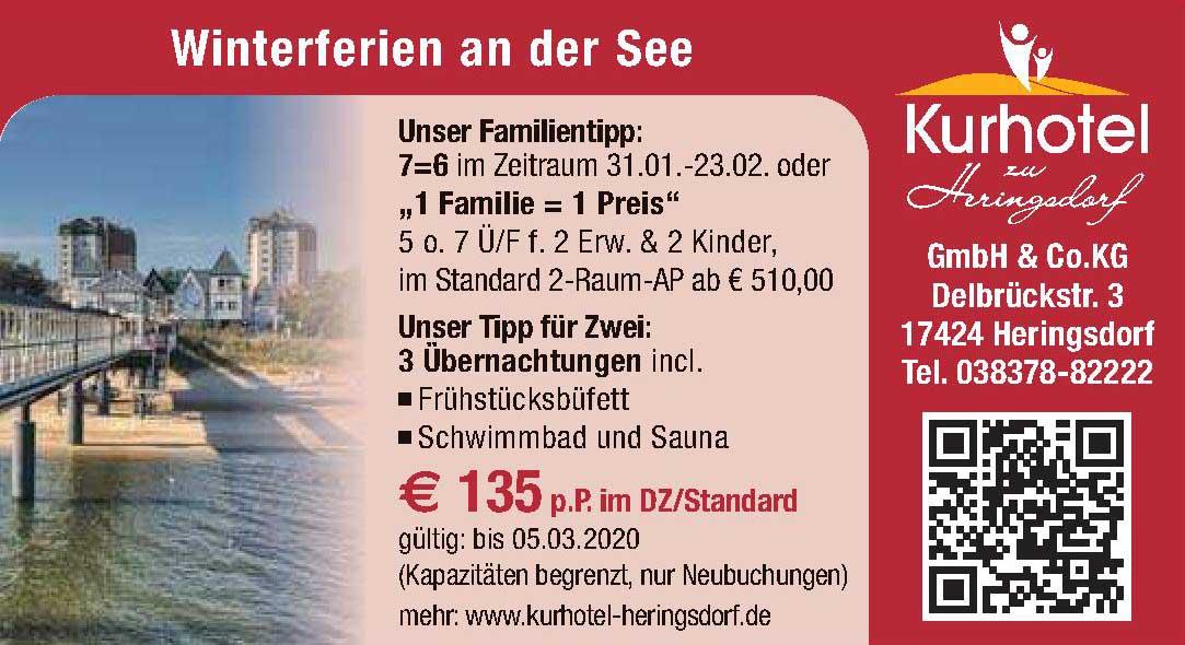 Kurhotel zu Heringsdorf GmbH & Co. KG