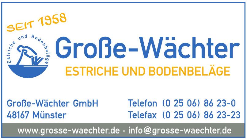 Große-Wächter GmbH