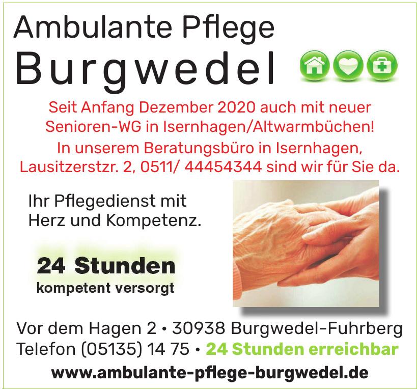 Ambulante Pflege Burgwedel