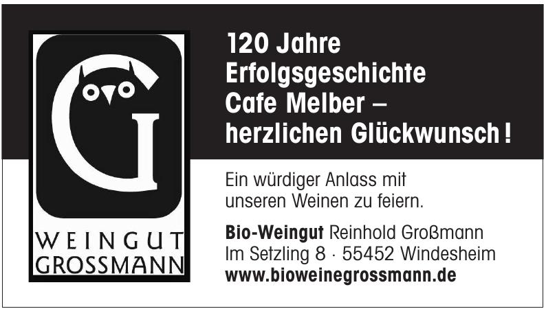 Bio-Weingut Reinhold Großmann