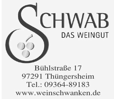 Das Weingut Schwab