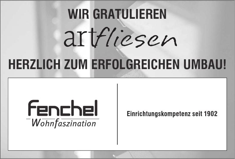 Fenchel Wohnfaszination