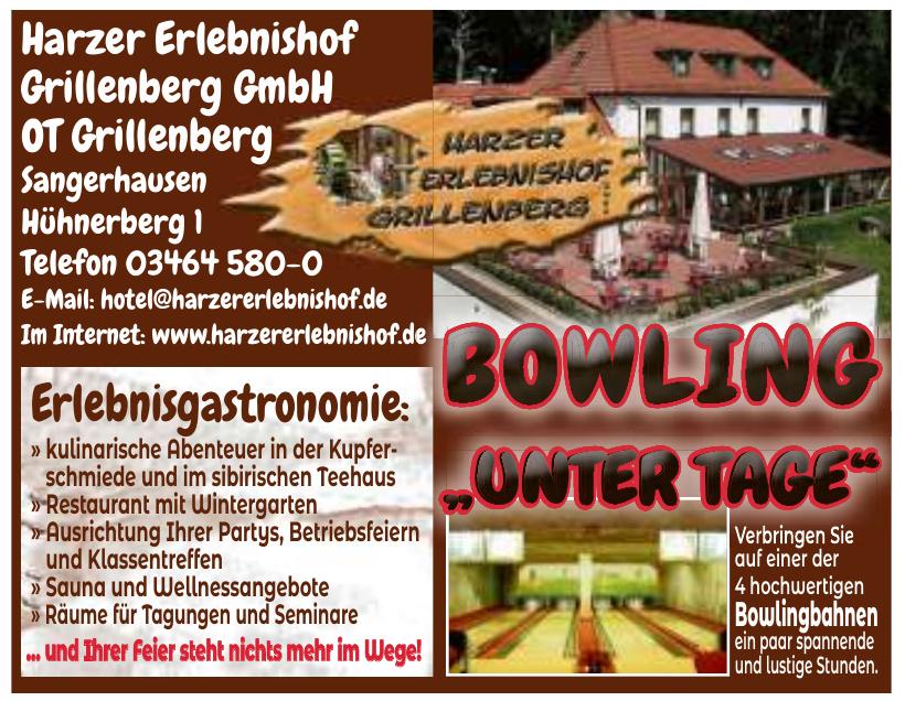 Harzer Erlebnishof Grillenberg GmbH