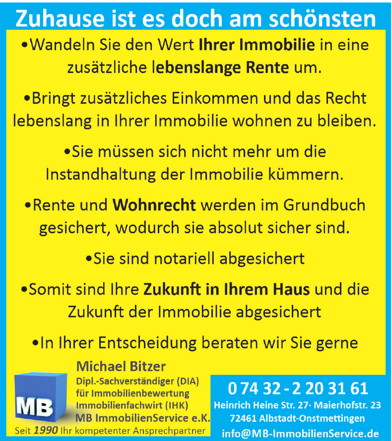 MB Immobilienservice